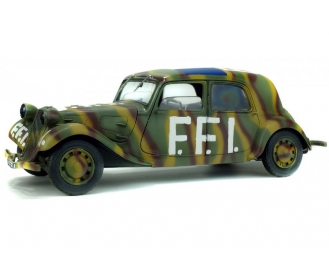 1:18 Citroen Traction FFI (1944)