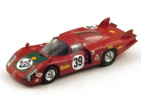 1:18 Alfa Romeo 33/2 4th Le Mans 1968