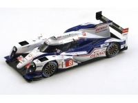 1:18 Toyota TS040 no. 8 Le Mans 3rd 2014