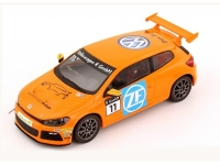 1:43 VW Scirocco R Cup #11 Sachs 2011