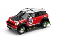 1:43 Mini Monster #305 Dakar Rally 2011