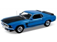 1:18 Ford Mustang Boss 302 (1969)