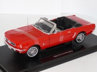 1:18 Ford Mustang 1/2 Cabrio (1964)