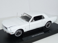 1:18 Ford Mustang 1/2 Coupe (1964)