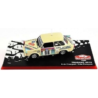 1:43 Trabant 601S #96 Rally Monte Carlo 1992