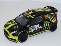 1:18 Ford Fiesta RS WRC #46 V. Rossi Rally Monza 2014
