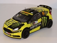 1:18 Ford Fiesta RS WRC #46 Rally Monza 2015