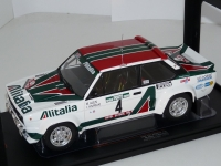 1:18 Fiat 131 Abarth #4 M.Alen Winner Rally Portugal 1978