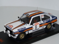 1:18 Ford Escort MK2 RS1800 #8 H.Mikkola Rally San Remo 1980
