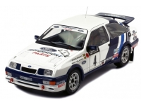 1:18 Ford Sierra RS Cosworth #4 Rally 1000 Lakes 1988