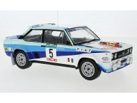1:18 Fiat 131 Abarth #5 Rohrl Winner Rally Portugal 1980