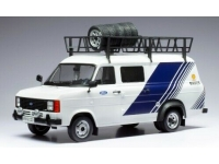 1:18 Ford Transit MK2 Rally Service Ford Team 1979