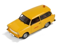 1:43 Trabant 601S Leipzig-DHL Airport