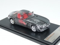 "1:43 Mercedes SLS AMG ""Half transparent version"" (2011)"