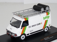 1:43 Fiat 242 Totip Jolly Club Rally Assistance 1985