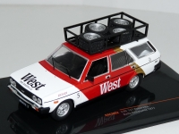 1:43 Fiat 131 Panorama Rally Asistance WEST 1977