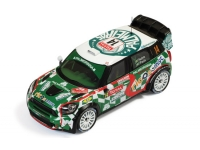 1:43 Mini Countryman WRC #14 Rally Monte Carlo 2012