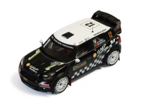 1:43 Mini Countryman WRC #12 Rally Sweden 2012