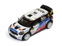 1:43 Mini Countryman Y.Muller Rally France 2012