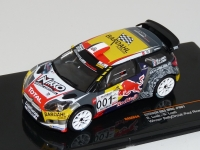 1:43 Citroen DS3 WRC #001 S. Loeb Circuit Paul Richard 2016
