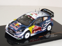 1:43 Ford Fiesta WRC #2 E.Evans Rally Portugal 2018
