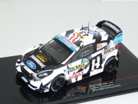 1:43 Ford Fiesta WRC #43 K.Block Rally Catalunya 2018