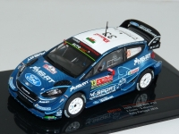 1:43 Ford Fiesta RS WRC #33 E.Evans Rally Portugal 2019
