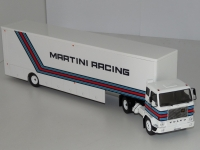 1:43 Volvo F88 MARTINI Racing Transporter