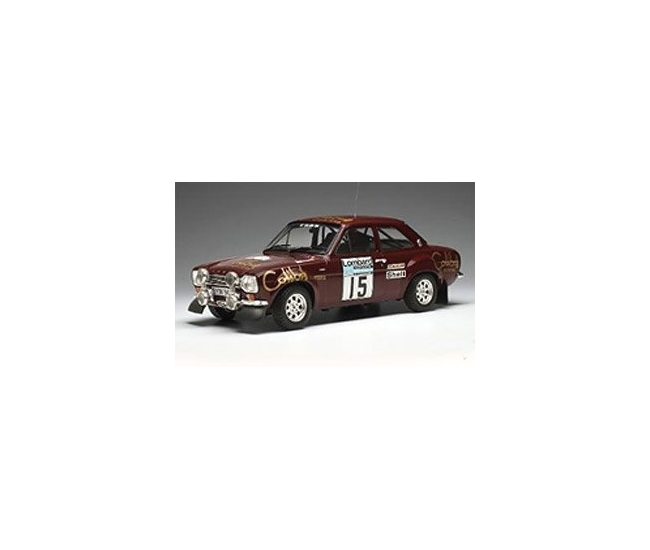 1:18 Ford Escort MK1 RS 1600 #15 M.Alen RAC Rally 1974