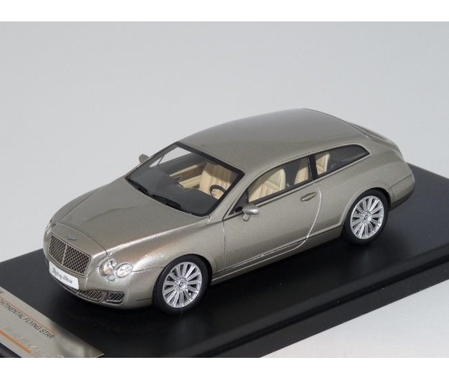 1:43 Bentley Continental Flying Star