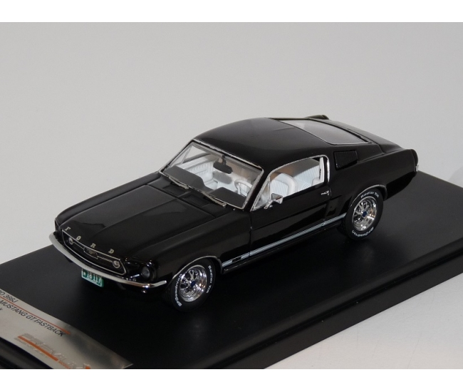 1:43 Ford Mustang GT390 Fatback (1967)