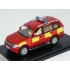 1:43 Mitsubishi Pajero UK Derbyshire Fire & Rescue (2010)