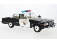 1:18 Chevrolet Caprice California Highway Patrol (1987)