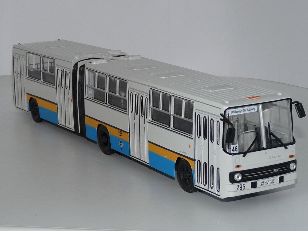 Chemnitz 1:43 cvag Ikarus 280